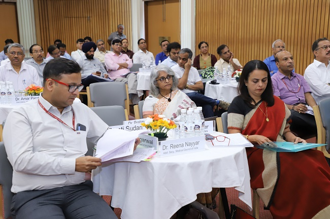 National Level Review Meeting on Mental Health begins at IIC, New Delhi on 7 August, 2019