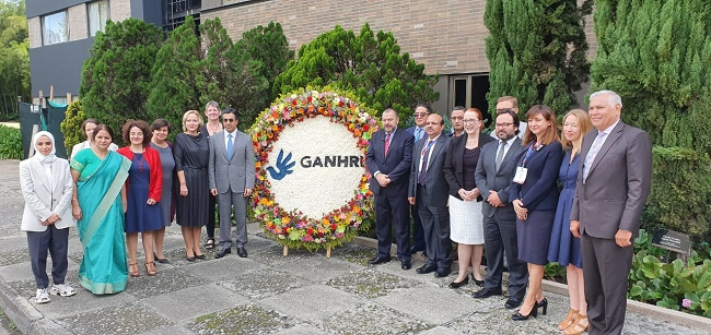 Meeting on GANHRI operations