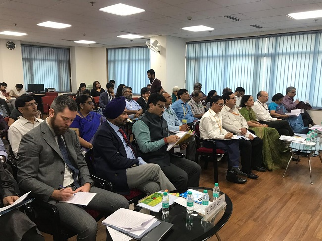 Meeting of Stakeholders for UPR-III Review at Manav Adhikar Bhawan, New Delhi , on 30th October,2018