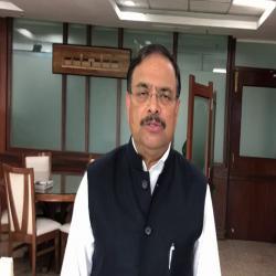 Shri C.K. Mishra, IAS,Secretary, M/o Environment and Forests, Govt. of India